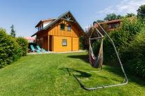 Ferienhaus mit Spielwiese