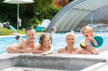 Badespaß für die ganze Familie