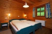 Schlafzimmer im Erdgeshoß