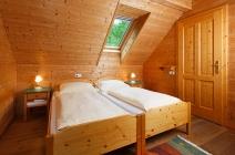 Schlafzimmer im Obergeshoß