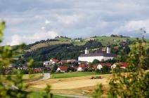 Südansicht von Schlierbach