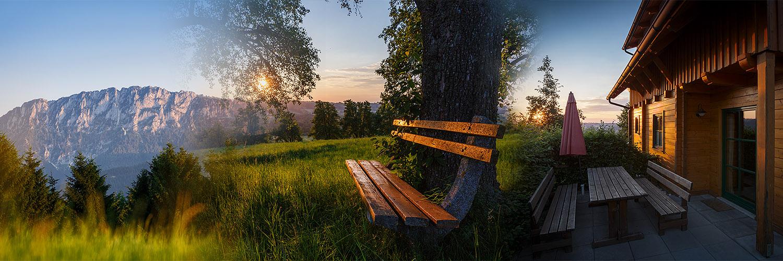 Willkommen im ÖKO-Feriendorf Schlierbach
